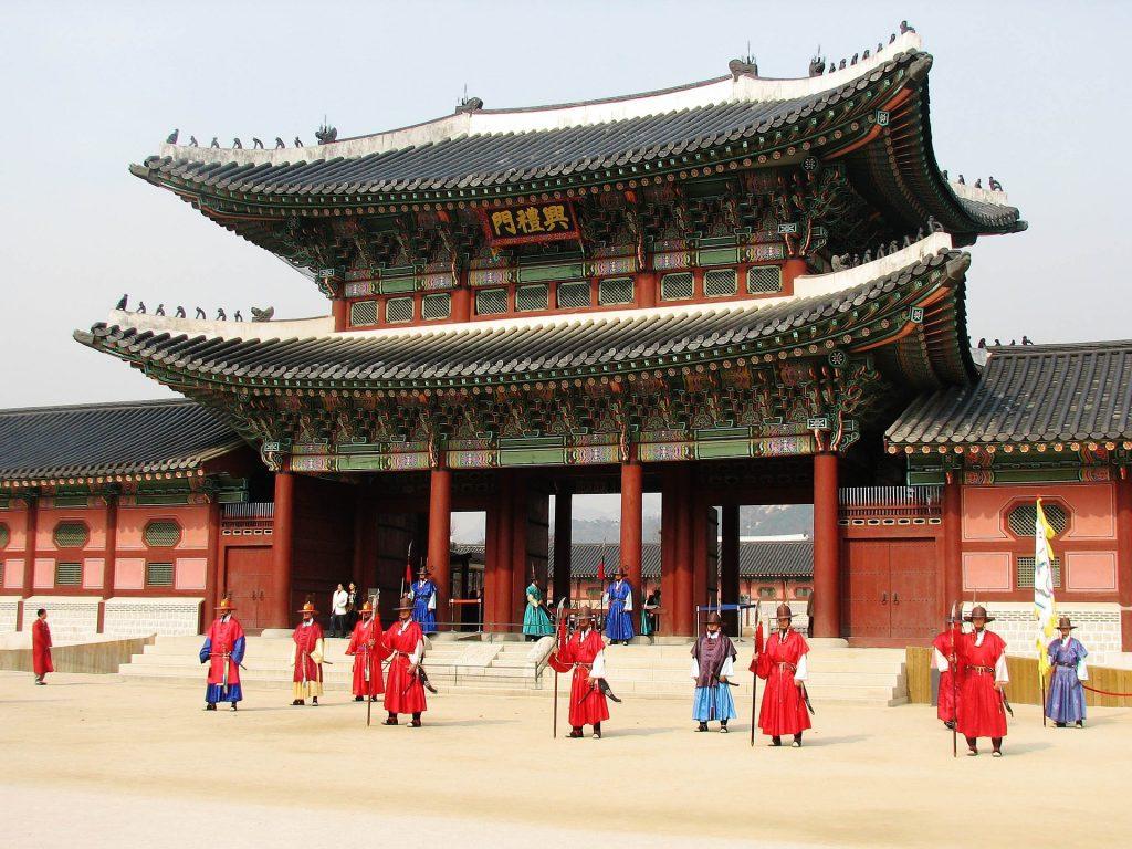 ทัวร์เกาหลี , Gyeongbokgung Palace